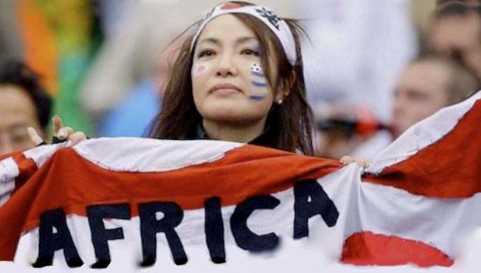 Afrique japon