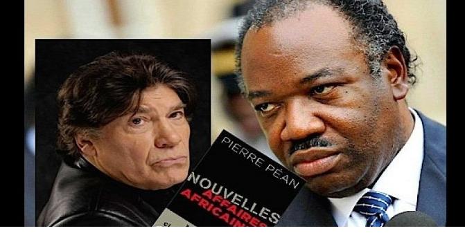 Ali Bongo - Pierre Pean