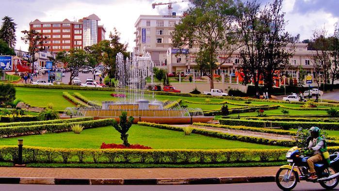 Kigali town