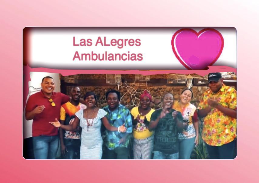 Las alegres ambulancias 1