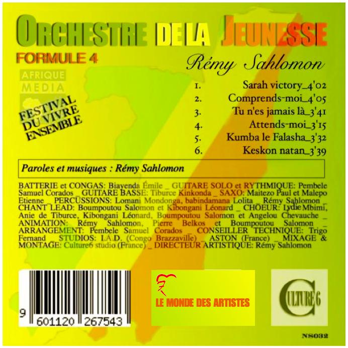 Orchestre de la jeunesse congo