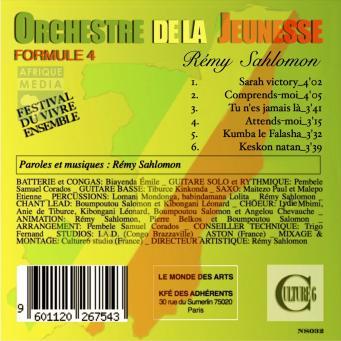 Orchestre de la jeunesse re my sahlomon 1