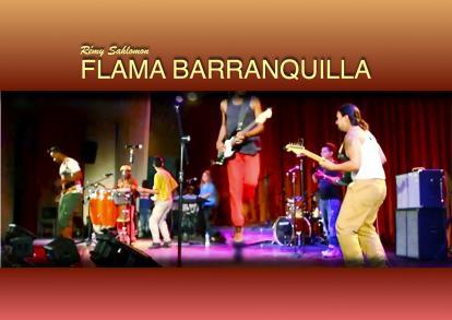 Re my sahlomon flama barranquilla 22 09 31
