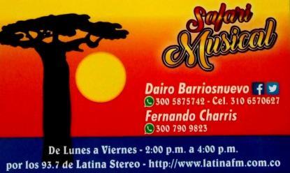 Safari musical