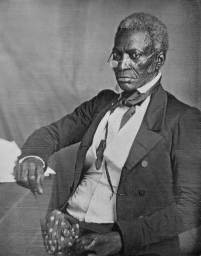 Senator john hanson photo by augustus washington ca 1856 cropped