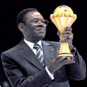 Teodoro obiang nguema can15